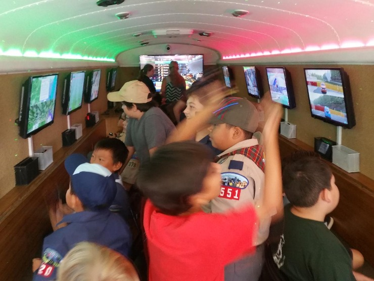 Roblox Bus Games The Ultimate Video Game Bus Home